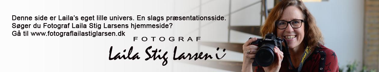 Velkommen til Laila Stig Larsens onlineunivers